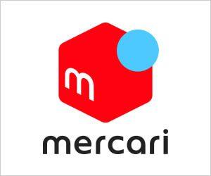 mercari(メルカリ)の広告